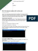 Dica_ Descompactar arquivos SDC da Microsoft « Mundo Tecnológico
