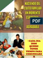 Culto Familiar