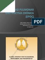 ENFEMEDAD PULMONAR OBSTRUCTIVA CRÓNICA (EPOC)