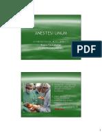 Anestesi Umum Materi Obat Neuromuskuler