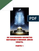 Sociedades Secretas Mataram Jesus