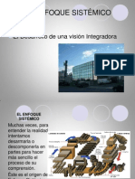 Enfoque Sistemico en Power Point Formato 2007