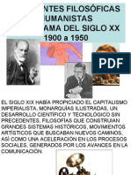 EL SIGLO XX (1900-1950)