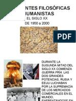 EL SIGLO XX (1950-2000)