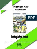 Language Arts Standards Grade 4