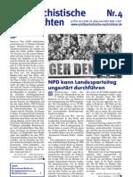 antifaschistische nachrichten 2009 #04