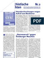 antifaschistische nachrichten 2010 #02
