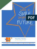 Healthy Smiles Campaign Book