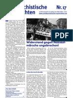 antifaschistische nachrichten 2010 #17