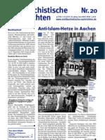 antifaschistische nachrichten 2010 #20