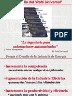 Rel%e9s General Electric Serie UR (Resumen)