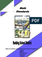 Math Standards Grade 7