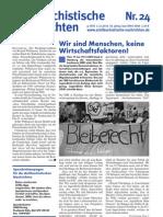 antifaschistische nachrichten 2010 #24