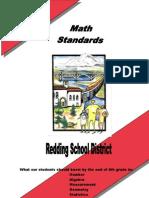 Math Standards Grade 4