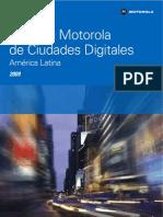 Ranking Ciudades Digitales