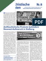 antifaschistische nachrichten 2011 #08