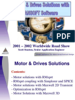 Motors_and_Drives_Solutions_with_ansoft_software