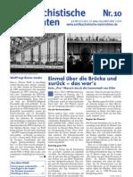 antifaschistische nachrichten 2011 #10