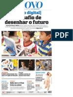 O Povo 23-10-2011 capa