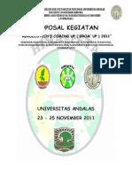 Proposal Rakornas - United