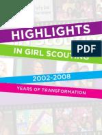 FOUND 2008 Highlights