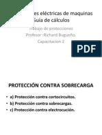 trabajo de protecciones