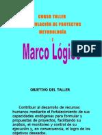 Taller Marco Logico Basico