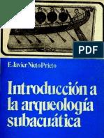 Introduccion a La Arqueologia Subacuatica