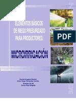 ELEMENTOS BÁSICOS DE RIEGO PRESURIZADO_DR. VICENTE ANGELES MONTIEL