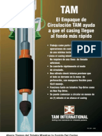 TAM CP Packer Inflable