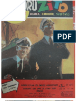 REVISTA PATORUZITO 1958-1959 LOS INDIGENAS ACTUALES DE LA REPUBLICA ARGENTINA