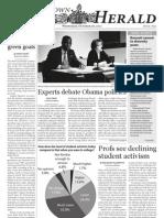October 26, 2011 issue