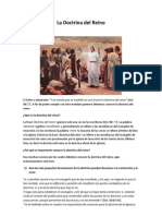 La Doctrina Del Reino - Luis Castillo