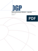 OGP Safety Performance Indicators