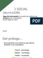 El Caso Social Individual