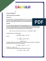 CALCULO-- EJERCICIOS
