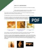 Arte en La Prehistoria y Stonehenge