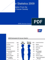 cancerstatistic2009slidesrevpp