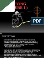 Surveying Lecture 1 - Copy