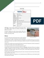 Tata Sky - Channels List 2011