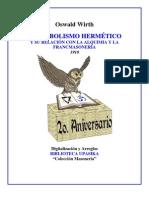 Simbolismo Hermético - Oswald Wirth