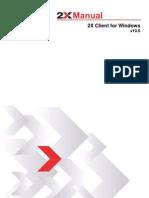 2XClientForWindows