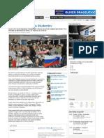 Mednarodna druženja študentov | Primorska