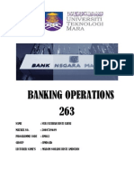 Banking Operation Assgnment 2 Teha