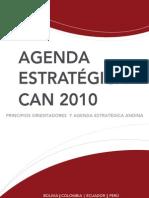 Agenda Estrategica Andina 2010