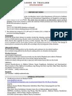 Thailand and Bangkok Flood Situation Report - 26 October 2011