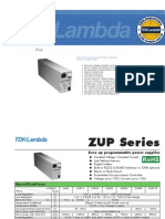 Lambda Lab Power Supply ZUP2040