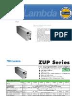 Lambda Lab Power Supply ZUP2040