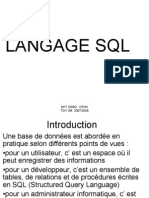 3 Introduction SQL