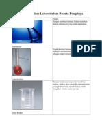 Beberapa Alat Dalam Laboratorium Beserta